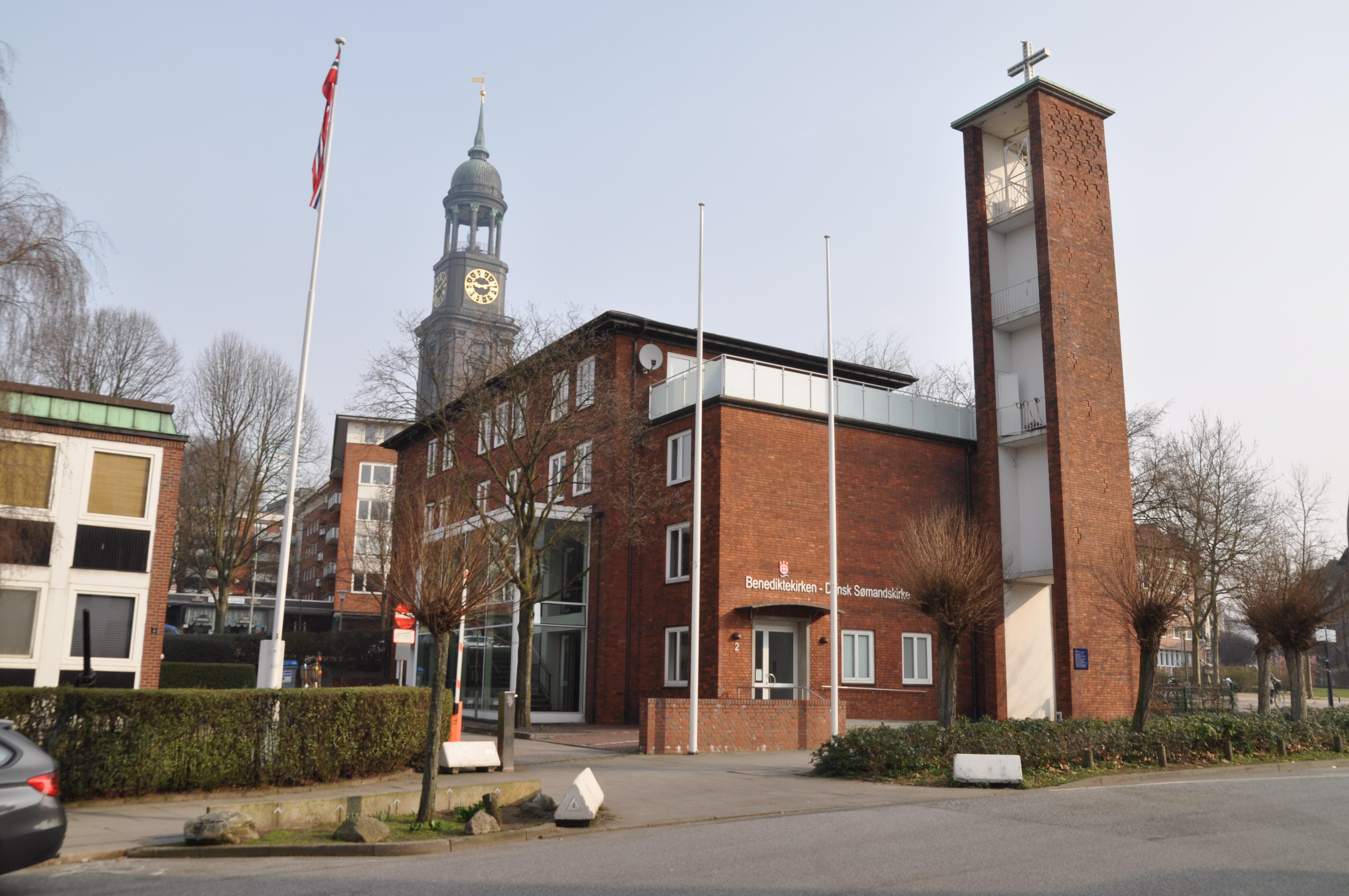 Dänische Kirche Hamburg