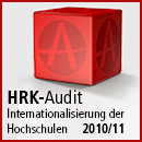 Siegel des HRK Audit Internationalisierung