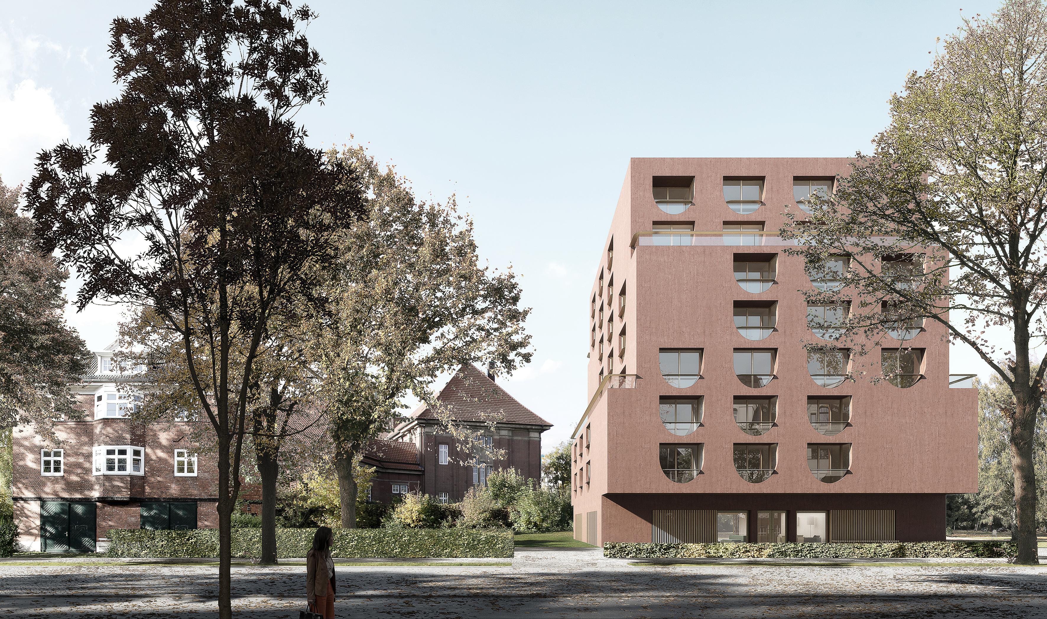 Neubau eines internationalen Apartmenthauses : Pressemitteilungen ...