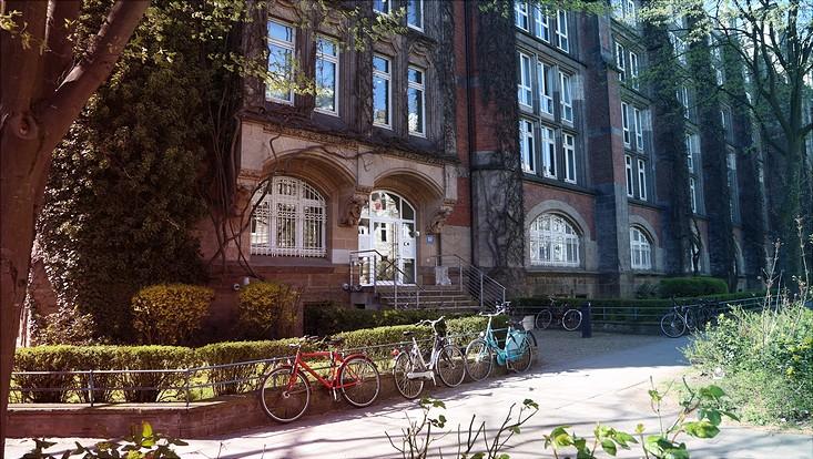 Gr ndung eines neuen zentrums f r weiterbildung an der for Hamburg universitat